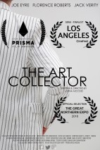 Official Theatrical Poster, The Art Collector, Laurels, Great Northern, Rome, Los Angeles